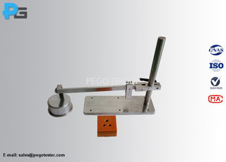 Mechanical Strength Electrical Outlet Tester BS1363 Figure 2 Test Apparatus With Hardwood Block